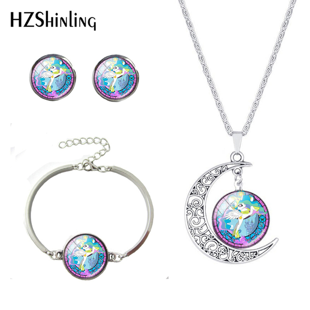 Trendy Pendants Jewelry Set...