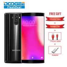 DOOGEE BL12000 6.0 Inch 12000mAh Battery 12V/3A 4GB RAM 32GB ROM MT6750T 4G Smartphone Support External Micro SD/TF Card