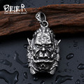 Cool Warcraft Durotan necklace pendant For Man High Quality New Designed pendant Stainless Steel Unique Jewelry  BP8-202