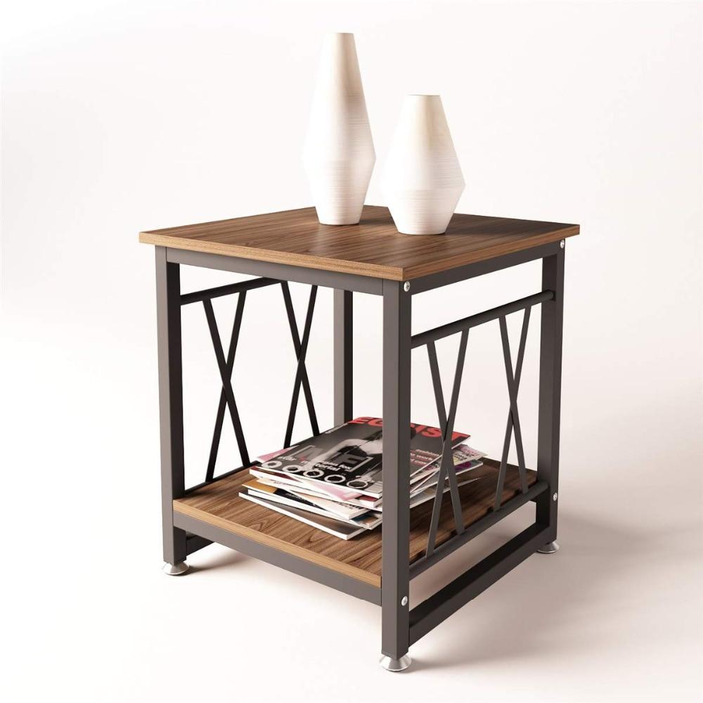 Tables basses meubles pour salon chambre Table basse Tables basses modernes canapé orme en bois pour la maison