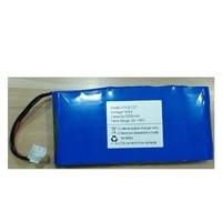 Battery for EDAN HYLB 727 TWSLB 004 SE 12 SE 1200 SE 601 ECG EKG Monitor New Li Ion Rechargeable Accumulator Replacement 14.8V