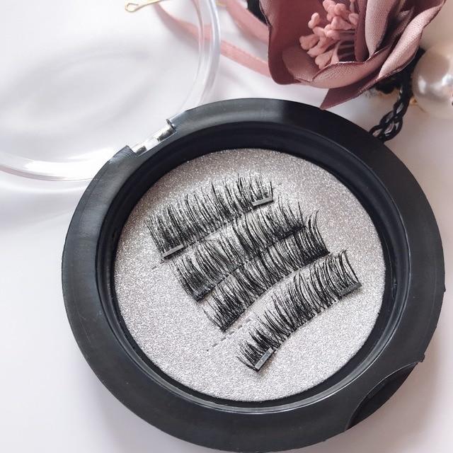 2b0fc7c2197 Fashion 3D Magnetic False Eyelashes,Handmade Eyelashes Fake Eyelashes TC-002