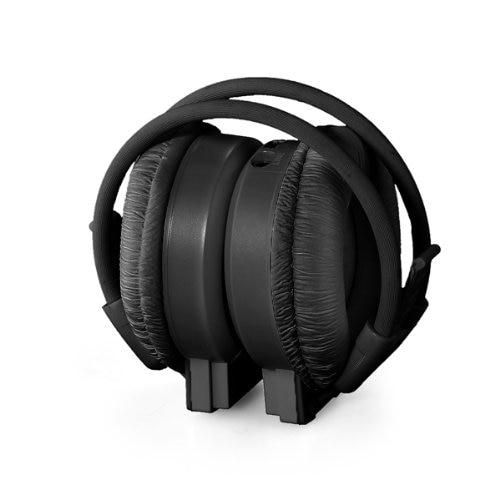 CES-Black Mini Sports Earphone Headphones Headset MP3 Player Support Micro SD TF + FM Radio цена и фото