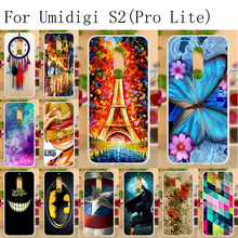 5.99 Phone Case For UMI UMIDIGI S2 Cover Painted Shell Skin Soft Silicon TPU Pro / Lite Funda Bumper