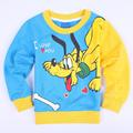 2016 Newest Cotton Children Boys Girls Sweatshirts & Hoodies Winter Spring Cartoon Pullover Baby Boys Sweatshirts Clothing