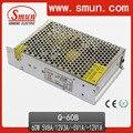 Горячая Распродажа SMUN Q-60B 60W 5V8A/12V3A/-5V1A/-12V1A на четыре выхода Импульсный источник питания SMPS