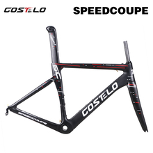 2019 Costelo Speedcoupe carbon road bike frame Costelo bicycle bicicleta frame carbon fiber bicycle frame 48 51 54 56