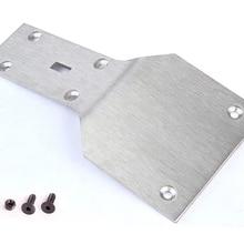 Шасси из нержавеющей стали усиленная толщина 3 мм для 1/5 Масштаб rc baja Запчасти HPI Baja 5B SS 5T 5SC Rovan rc автомобильные запчасти