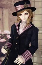 1/3 1/4 BJD SD Doll male suit – Time specimens Mister II  SD13 SD17 IP SOOM