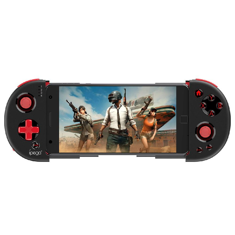 Jeebel PUBG Gamepad Wireless Bluetooth Gamepad Android Gamepad PC Game Controller TURBO Joystick For Mobile Game PUBG Controller цена 2017