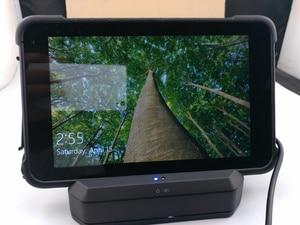 "Image 3 - 중국 8 ""산업용 견고한 태블릿 pc windows 10 홈 핸드 헬드 터미널 pda 데이터 수집기 방수 전화 바코드 스캐너 gps"