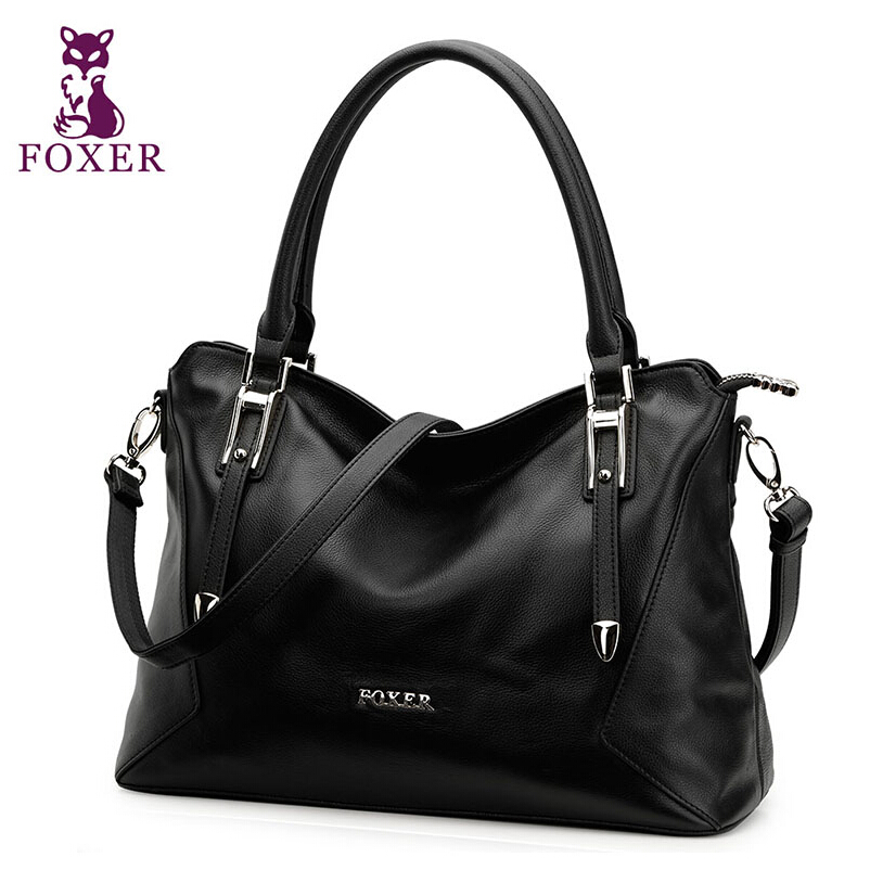 все цены на 2017 New quality fashion genuine leather bag luxury handbags designer women shoulder bag leather big capacity women handbags