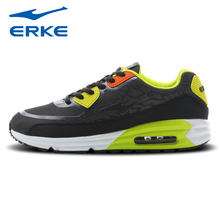 ERKE New Arrival Men's Jogging Shoes Air Cushion Sneakers Male Sports Shoes Cross Training Shoes Trainers Walking Shoes 2018