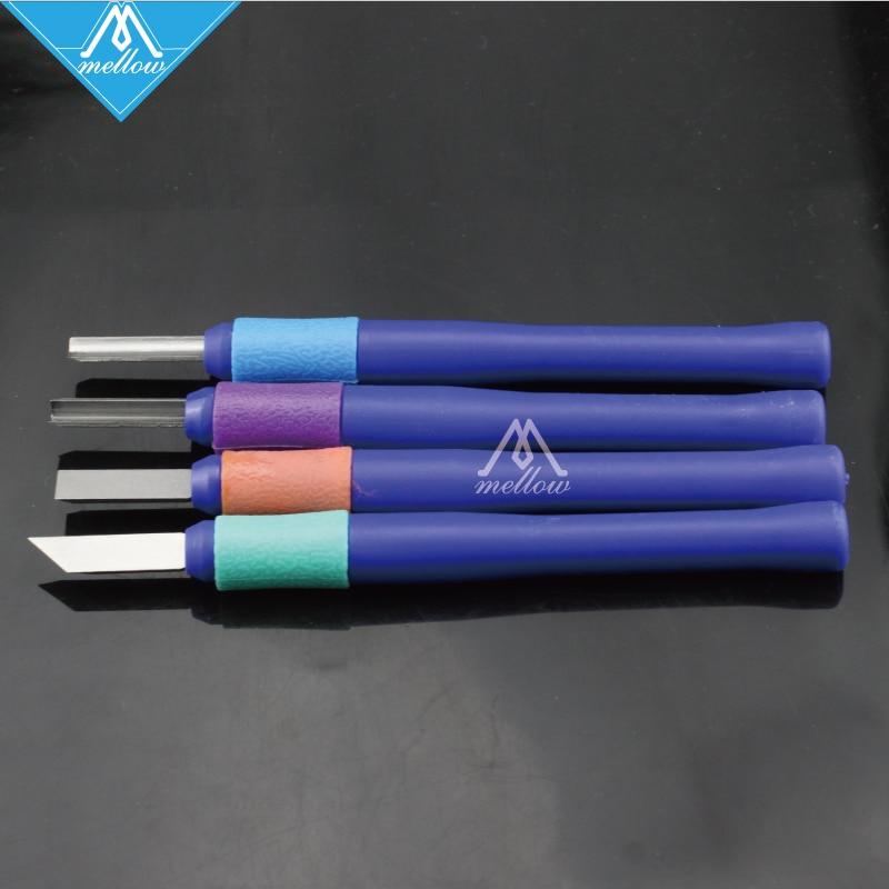 4PCS Taxta Daşqaclar 3D Yazıçı Filamentin Silinməsi üçün 3D - Ofis elektronikası - Fotoqrafiya 5