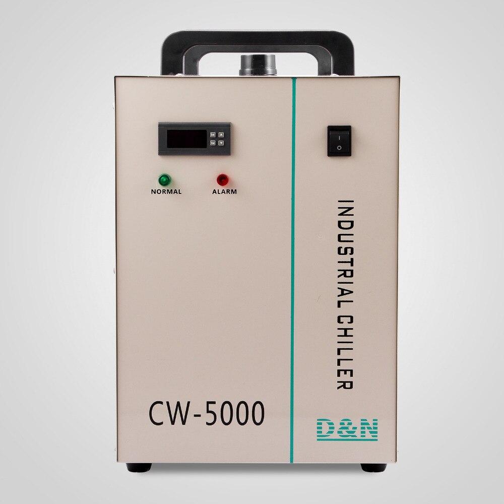 CW-5000DG INDUSTRIAL WATER CHILLER LASER EQUIPMENT 80W/100W TEMPERATURE POPULAR