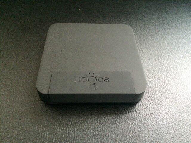 Ugoos Brand UT4 Box - New metal housing 2G+16G Android 5.1 Lollipop Octa-Core RK3368 64 bit Smart TV Box
