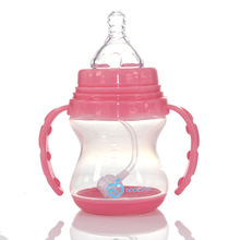 Maternal And Child Products Newborn Wide-bore Baby Bottle Thermos Pp Baby Milk Bottle 150ML все цены