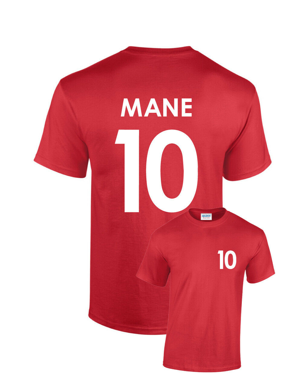 Sadio Mane Liverpool Fan Premium Men/'s T-Shirt