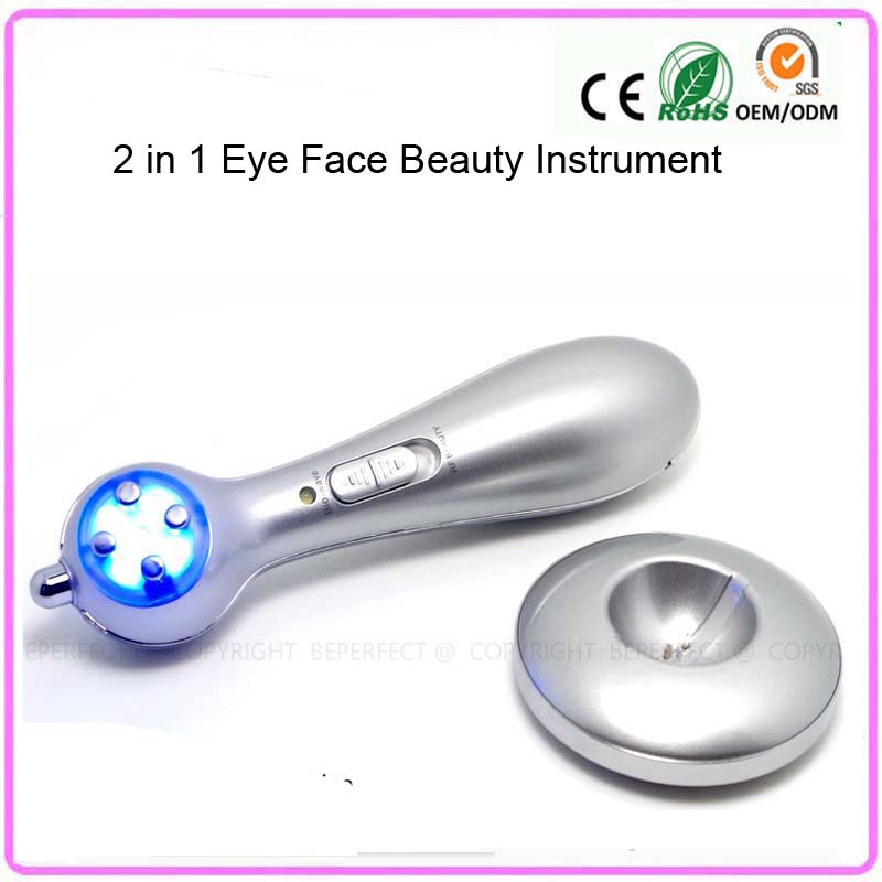 ФОТО Mini RF Electroporation Mesotherapy Collagen Stimulation Face Eye Wrinkle Removal Skin Lifting Tighten Beauty Instruments