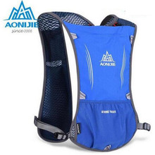 AONIJIE Lightweight Men Women Outdoor Trail Running Marathon Riding Hydration Backpack Sport Bag With 1 5