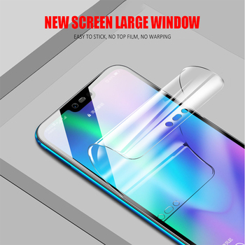 10pcs /lot Soft Full Hydrogel Film on For redmi note 7 pro Screen Protector For Xiaomi Redmi 6A 6 4 Pro Redmi 4X 5 Plus