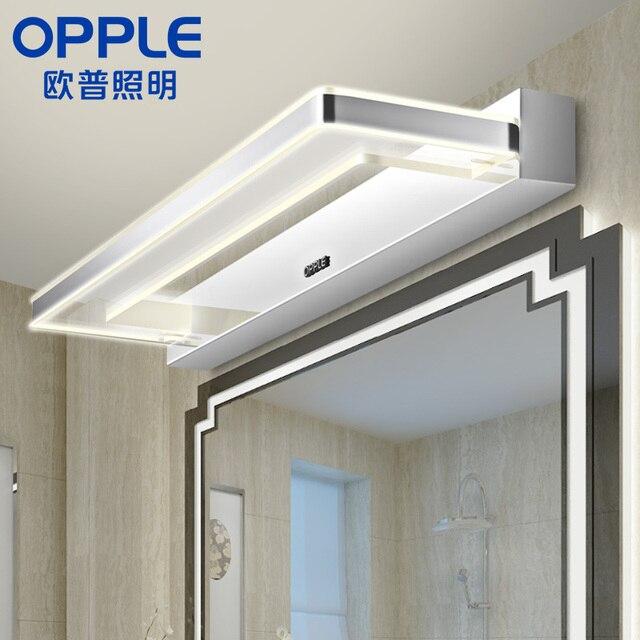 Led Lighting Lamp Lens Headlight Makeup Toilet Bathroom Waterproof 9w Light