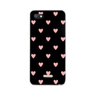 Image 3 - Silicone Cover Voor Xiaomi Redmi 6A Case 5.45 Schattige Dieren Case Voor Xiomi Redmi 4X6 Cover Redmi 4 X Redmi4X Redmi6 Telefoon Gevallen