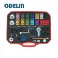 63 PCS Master Engine Timing Tool Kit For Alfa Romeo Fiat Lancia Colour Coded