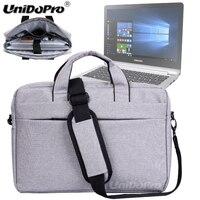 UNIDOPRO Waterproof Messenger Shoulder Bag Case For Samsung ATIV Book 9 Spin 2 In 1 Notebook