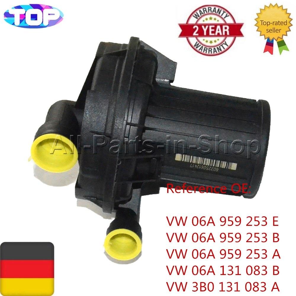 AP03 nouvelle pompe à Air secondaire pour PORSCHE AUDI A4 A6 A8 Q7 pour VW SEAT SKODA Passat Beetle Jetta Golf Bora 06A959253B 06A959253A