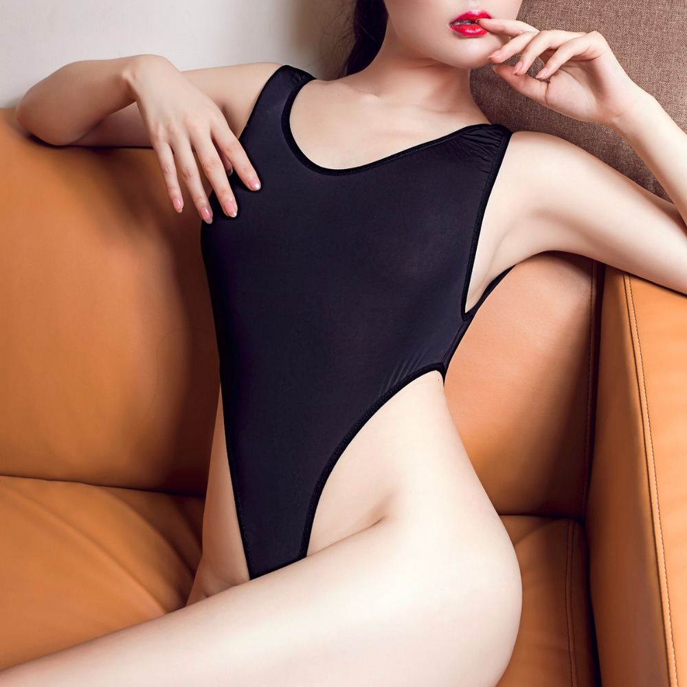 Women Sheer Sexy Bodystocking Fetish Body Stocking High Cut Catsuit Temptation Sex Body Suit Erotic Bodysuit Womens Body Suits