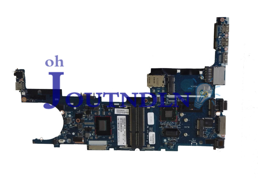 JOUTNDLN FOR HP ELITEBOOK 9470M laptop MotherBoard 717843-601 717843-001 717843-501 6050A2514101 W/ I5-3437U CPU DDR3 SLJ8A