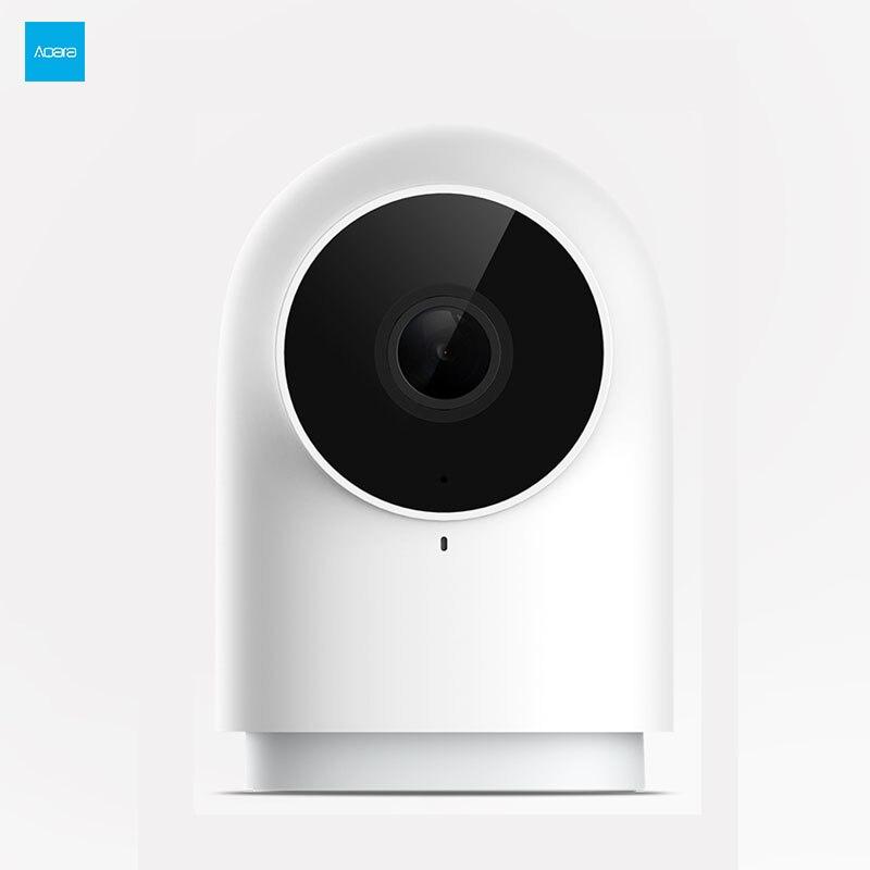 XIAOMI MIJIA APP Aqara 1080P Night vision Gateway Funcation High Definition Intelligent Network Surveillance Camera Zigbee