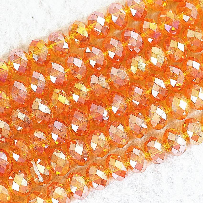 70pcs 8x10mm Faceted Sri lanks Moonstone Gems abaucs Loose Beads
