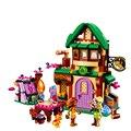 348Pcs Fairy Friends Elves Starlight Inn Model Building Block Toys BELA 10502 Figure Gift For Children Compatible Legoe 41174