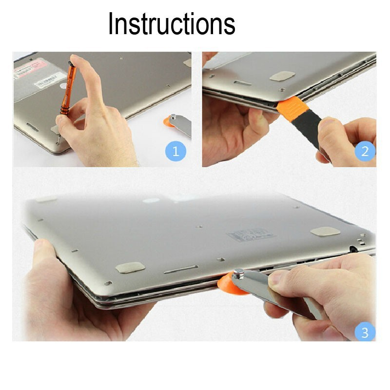 Jakemy JM-OP06 görgőnyílás-javító mobiltelefon eszköz - Szerszámkészletek - Fénykép 2