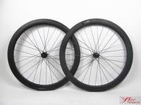 Far sports FSC50 TM 25 DT240 6 bolts QR Road XC carbon bike wheel,XC disc brake tubular cycling 25mm wide wheel