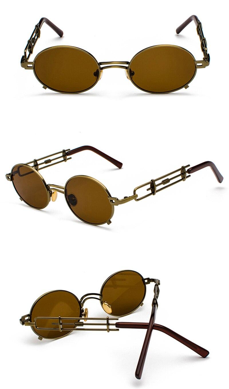 metal round steampunk sunglasses (6)
