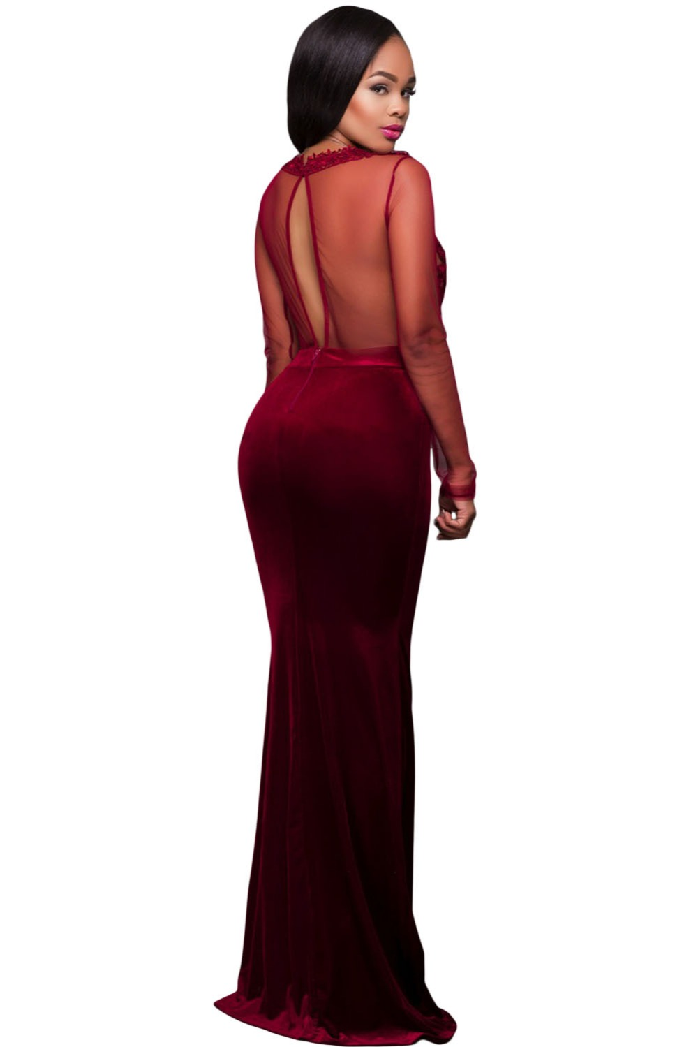 Aliexpress.com : Buy 2017 Autumn New Sexy Club Backless Dresses ...