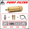 4500ps High Pressure PCP Hand Pump Air Filter Oil Water Separator With Hose Female And Male