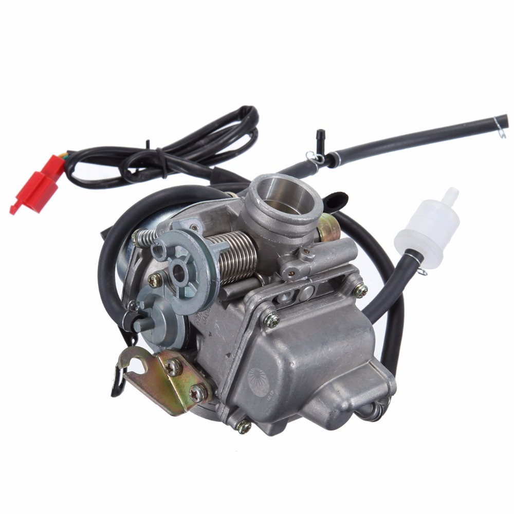 US $219 99 |(Ship from EU) 150CC GY6 Scooter ATV Go Kart Engine Motor  Carburetor CVT Auto Carb Complete-in Generator Parts & Accessories from  Home