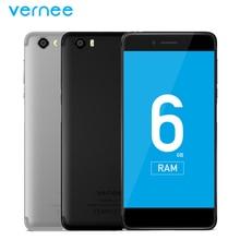 Original Vernee Mars Pro Cell Phone 5.5″ Screen 6G RAM 64G ROM Helio P25 Octa-Core Android 7.0 13.0MP Camera 3500mAh Smartphone