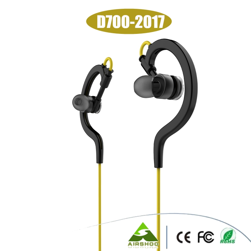 2PCS/Lot Upgraded Version Syllable D700-2017 Wireless Bluetooth Headset Sports Earphones Stereo Headphones