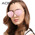 AOFLY Fashion Women Sunglasses Luxury Brand Designer Lady Summer Style Sun Glasses Female Shades lunette de soleil femme UV400