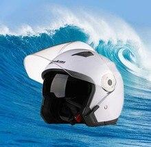 2016 с Двумя объективами мотоциклетный шлем, мотокросс девиз пол-лица мотокросс moto мотоцикл шлемы красный белый черный размер L XL