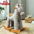 Cavalo de balanço do bebê cavalo de balanço de madeira cavalo de balanço brinquedos presentes das crianças das crianças do bebê