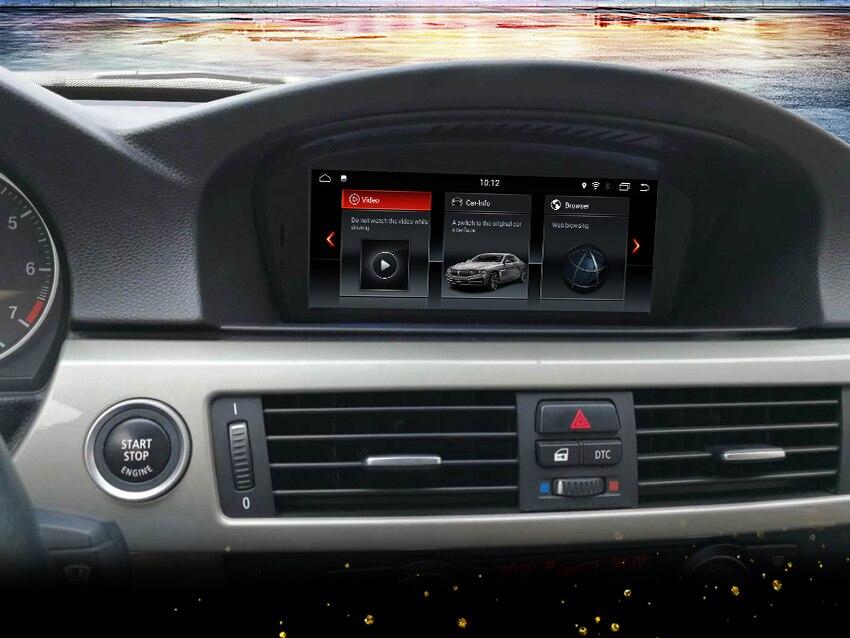 2 Koason Android Auto GPS Stereo for BMW E60 3 series CIC 2009-2010