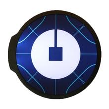 Super Blu Luminoso Incandescente Lampada di Segnalazione a Led Segno Della Luce di Marchio Dell'automobile Senza Fili Pieno di intelligenza Per Cab Per Uber Per Lyft