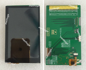 Image 2 - Ips 4.3 Inch 16.7M Spi Rgb Hd Tft Lcd Capacitieve Touch Screenmodule RM68120 Ic 480*800 Parallelle Interface