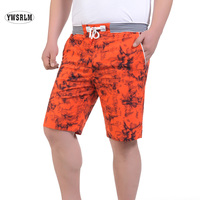 Men S Beach Shorts Personality Printing 2017 Summer Thin Section Breathable Comfort Casual Men S Shorts